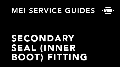 Secondary Seal Fitting