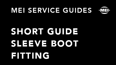 Short Guide Sleeve Boot Fitting