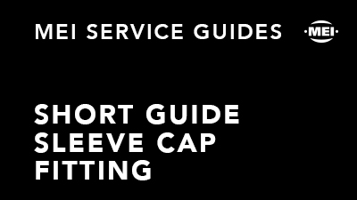 Short Guide Sleeve Cap Fitting